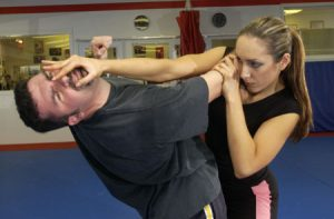 Savate defense